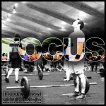 blood and iron fitness 315 motivation poster logo focus