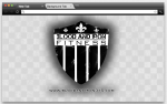 Blood and Iron Crest Google Chrome Theme