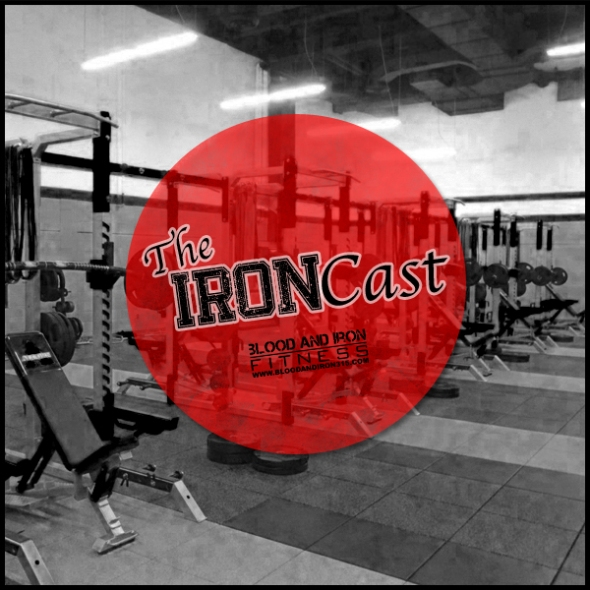 The IronCast with your hosts Colin Wilson and Justin Kompf